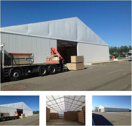 Droneport Solutions - droneport custom, relocatable - warehousing